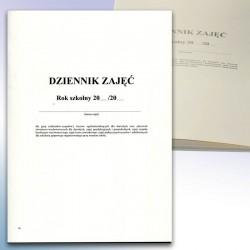 Dziennik zajęć dodatkowych i kursów (Dziennik zajęć pozalekcyjnych)