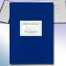 Dziennik Lekcyjny dla klas IV-VI