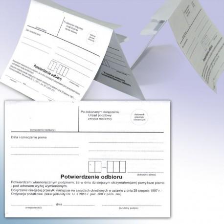 Koperta + zwrotka - ordynacja podatkowa (miękka)