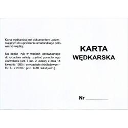 Karta Wędkarska