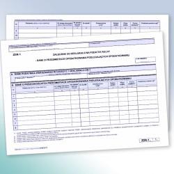ZDR-1 Załącznik do deklaracji DR-1